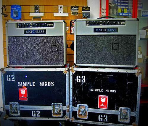 matchless dc30 amp