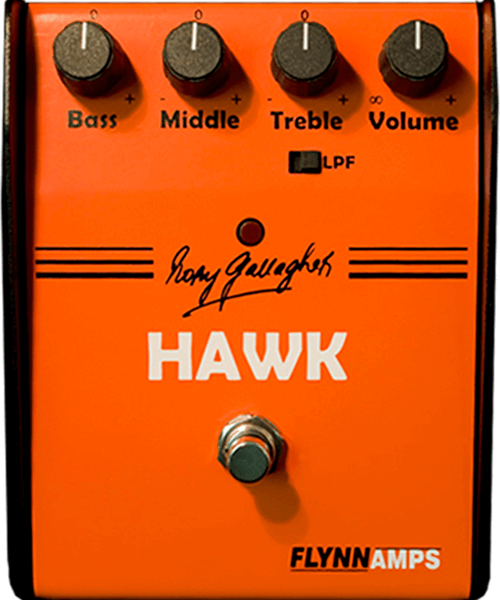 Flynn Amps Hawk Booster